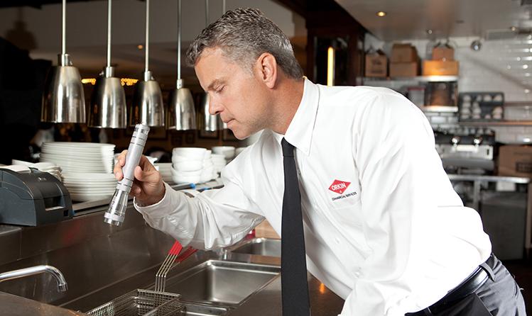 inspekcja handlowa w restauracji