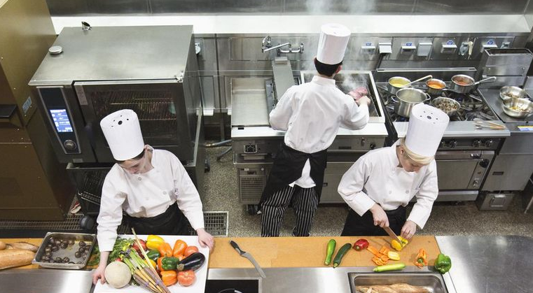Wyposazenie Kuchni W Restauracji I Malej Gastronomii