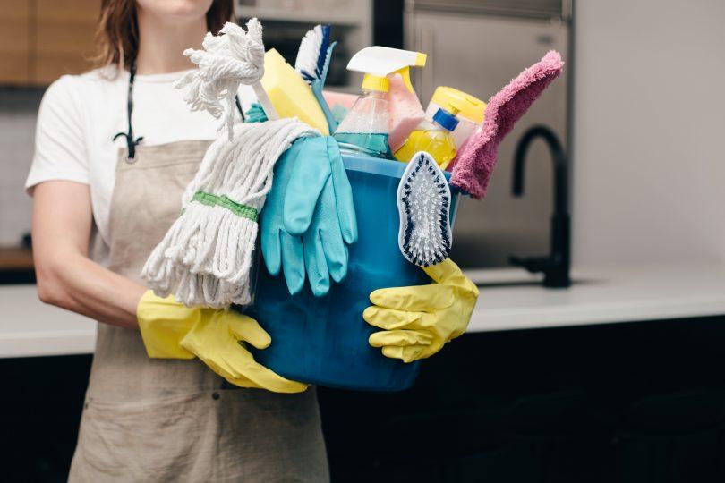 chemia i środki czystości