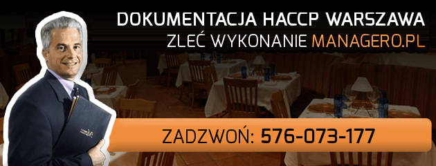 haccp warszawa, radom, płock