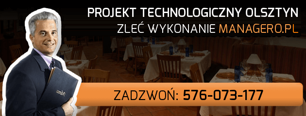 projekt technologiczny olsztyn