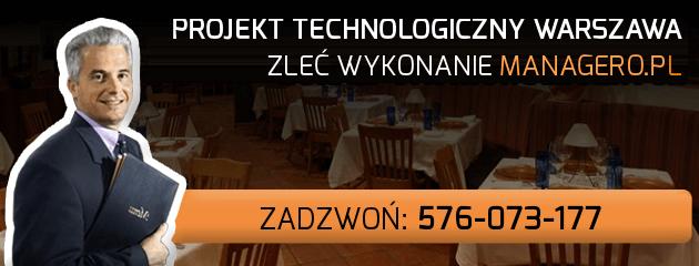 projekt technologiczny warszawa